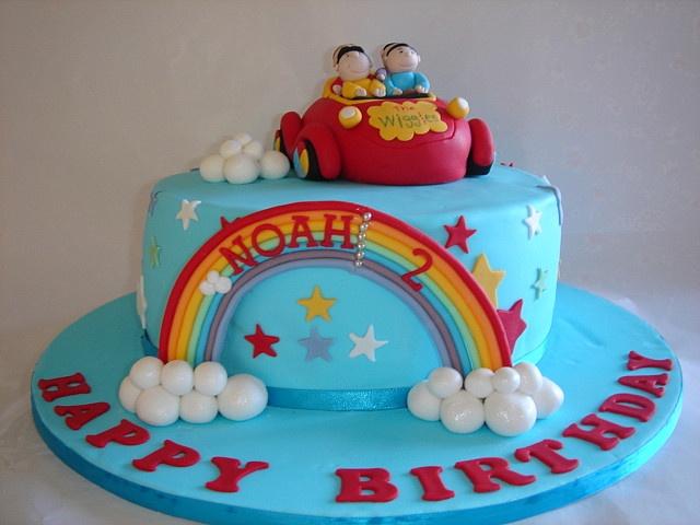 wiggles cake by CakeCreationsByHuma, via Flickr
