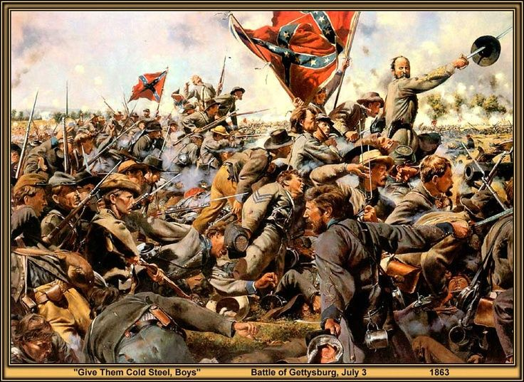 a history of the battle of gettysburg n the american civil war