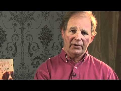 Shadow by Michael Morpurgo. Author of War Horse, Michael Morpurgo, tells you about his new book Shadow, set in Afghanistan.