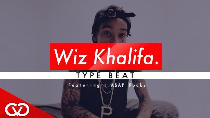 Wiz Khalifa x A$AP Rocky - Hypnotized   Prod.By KomplexBeatz