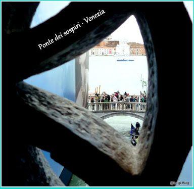 Luigi Blu - Google+ Dal Ponte dei sospiri: Venezia.