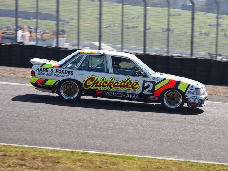 1986 Bathurst 1000 Winner - Holden VK Commodore - MCM 2013