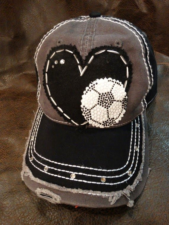 Soccer mom hat!  Love this hat and can't wait tip it comes in the mail!!!