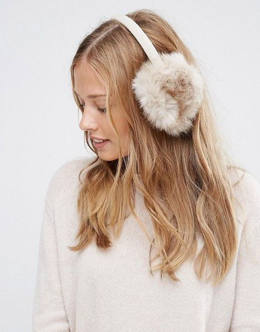 ASOS | ASOS Natural Earmuffs