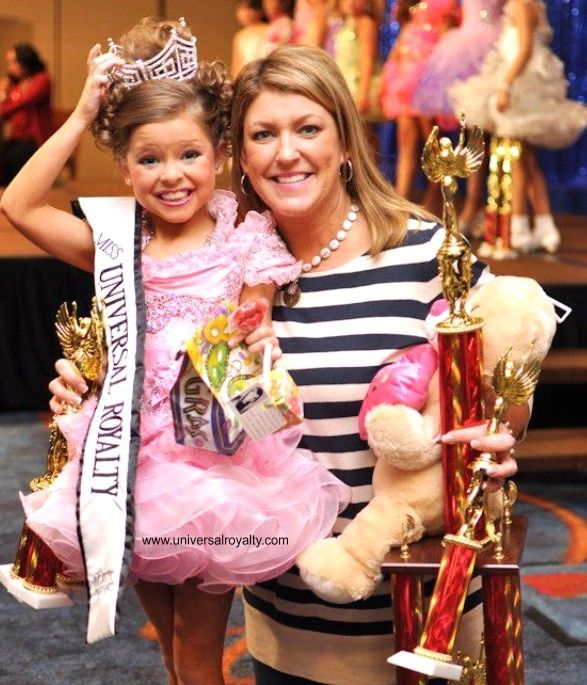 Child beauty pageant crown - photo#35