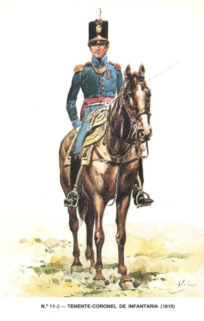 Tenente colonnello di fanteria