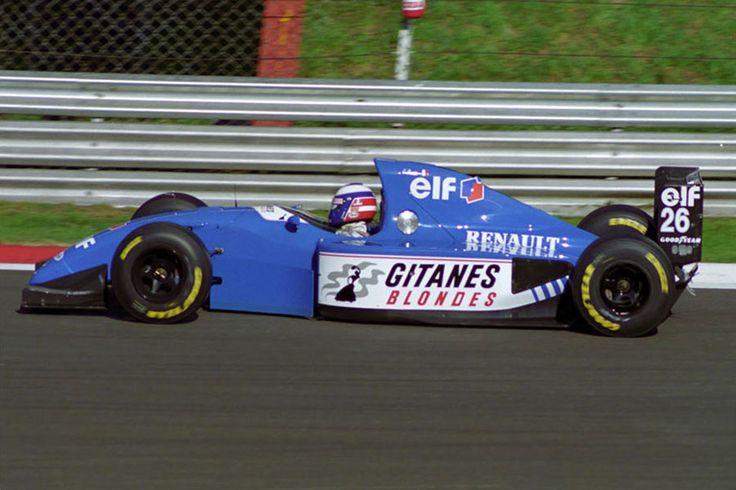 1994 Monza Ligier JS39B - Renault (Olivier Panis)