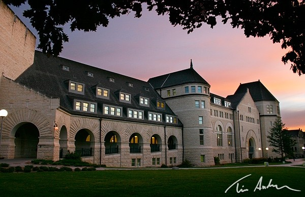 Hale Library  Kansas State University  Manhattan, Kansas