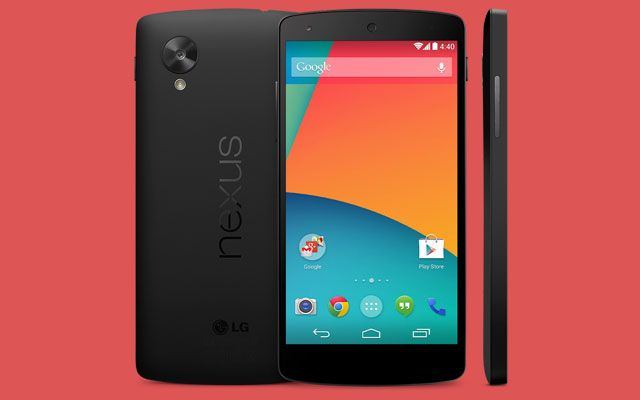 Google Reveals Nexus 5, First Phone With New Android OS - PopMech