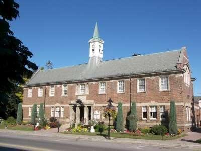 Newcastle Town Hall (Clarington, Ontario)