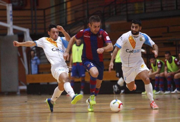 Futbol sala en directo: Levante UD FS VS ElPozo Murcia