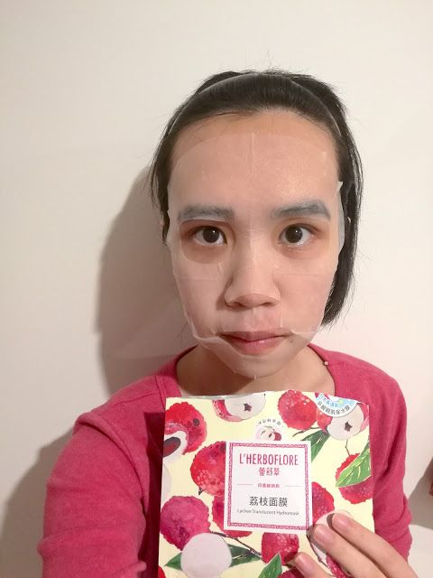 Review: L'herboflore Lychee Translucent Hydromask
