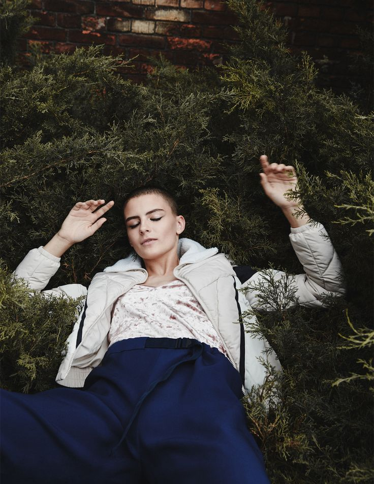 Photo by JUSTYNA DUDEK | Make-up by GOSIA SULIMA | Schön! Magazine | AFPHOTO