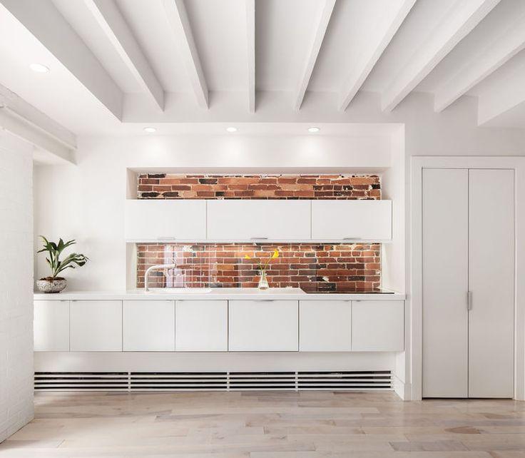 Myrtle apartment renovation kitchen