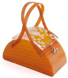 Love, love love....Lucite purse