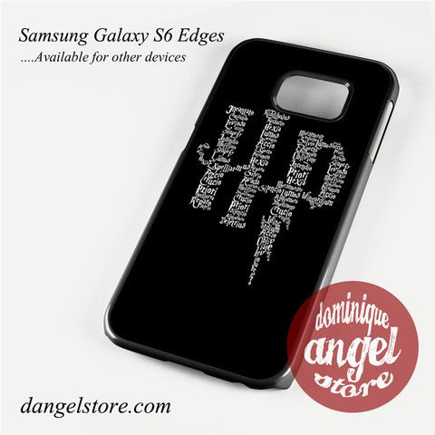 harry potter magic spell Phone Case for Samsung Galaxy S3/S4/S5/S6/S6 Edge Only $10.99