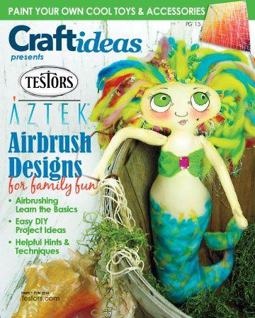 createx airbrush paint instructions