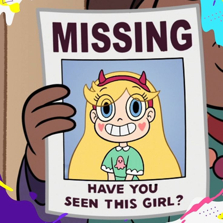 """You can make lots of things from hair! Anything...but love"" Guys, she was referring to the flyer. Not every family makes flyers for missing ppl, so whoever made the flyers is considered the ""family that loves her"" so who made the flyers? The one and only Marco Diaz."