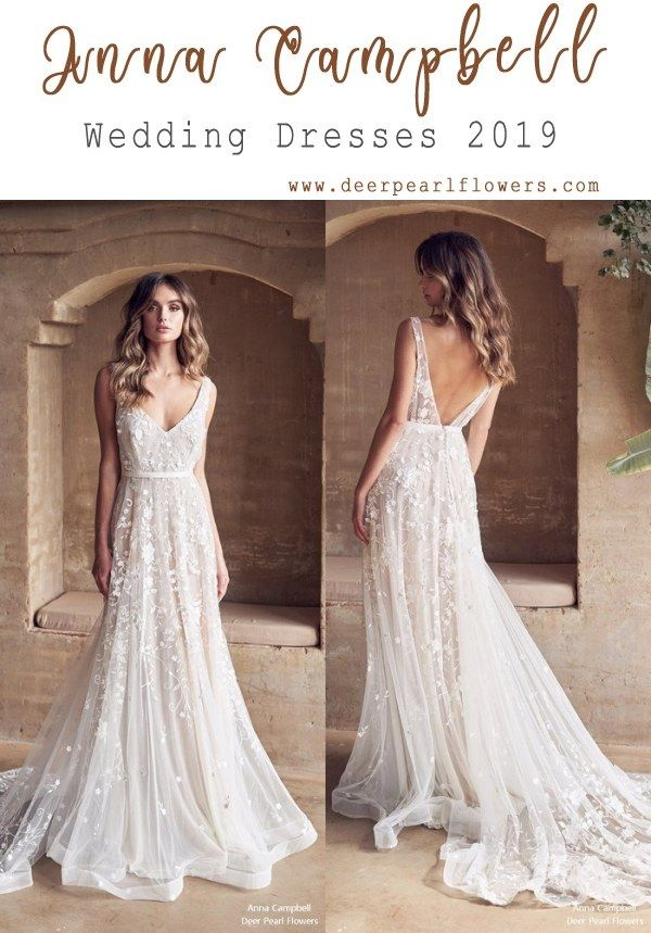 Anna Campbell 2019 Wedding ceremony Attire – Wanderlust Assortment