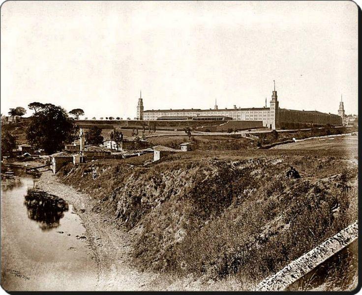 Harem ve Selimiye Kışlası - 1862