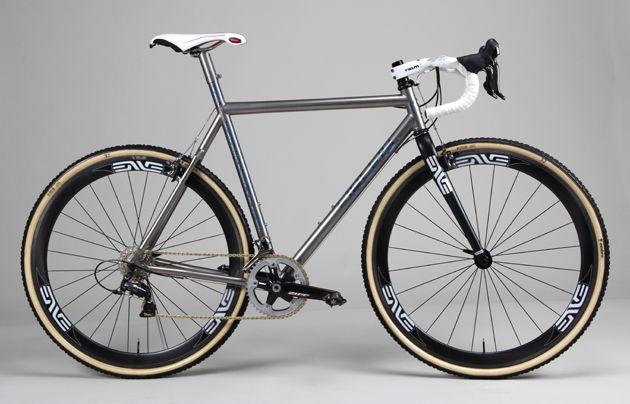 titanium cyclocross