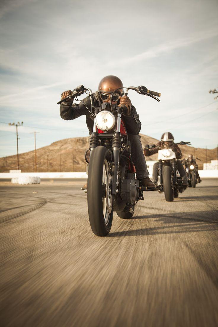 Triumph Motorcycles - RSD Wanderer #custom #motorcycle