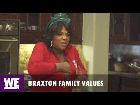 Braxton Family Values | Toni Braxton Pulls a Michael Jordan | WE tv - YouTube