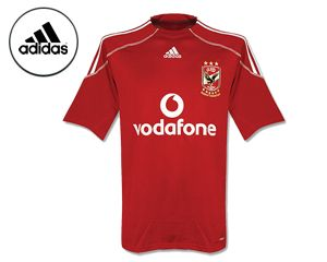 Al Ahly SC  - Adidas Home Jersey 2009/10