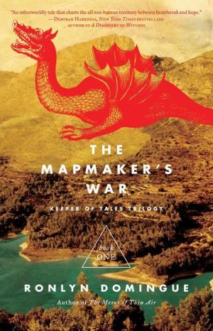 The Mapmaker's War (Keeper of Tales Trilogy, Book One)