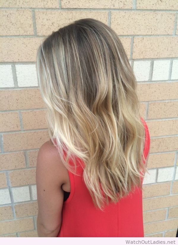 Balayage Platinum Google Search Hair Color Pinterest
