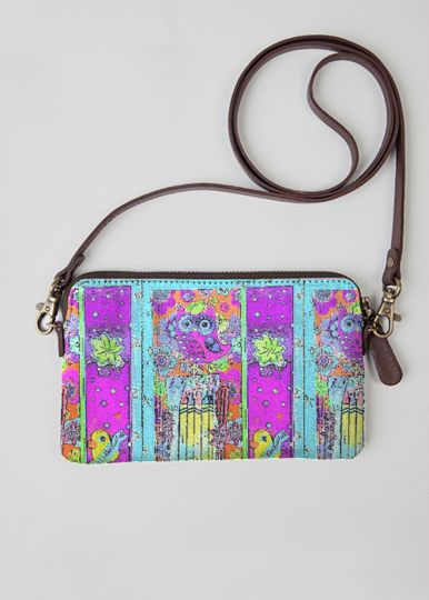 Statement Clutch - SUNSET BUDDHA 2 by VIDA VIDA M7T8XNM
