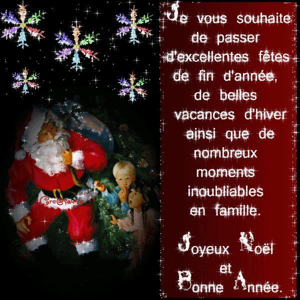 Citations et Panneaux Facebook à partager: Panneaux de citations pour Noël et Nouvel An avec voeux