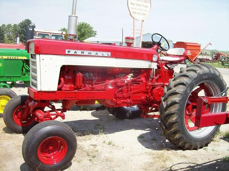 Farmall 560 Tractor : Images about son s farmall on pinterest dads