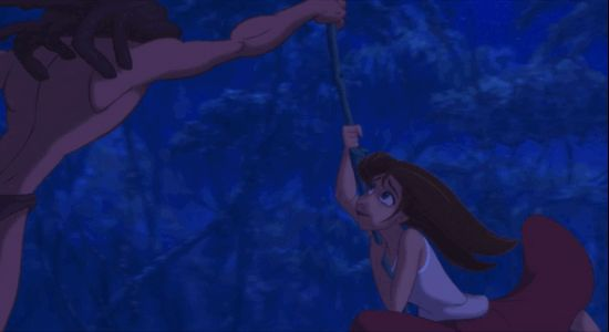 "I understand why I love this movie so much better now haha | Here's Proof That ""Tarzan"" Is The Thirstiest Disney Movie Ever"