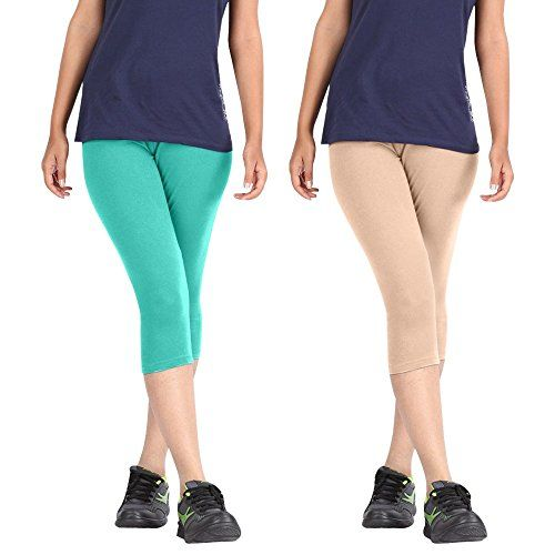 Rooliums Super Fine Cotton Capri Leggings Combo (Pack of ... http://www.amazon.in/dp/B01E4C21KQ/ref=cm_sw_r_pi_dp_3bHgxb1D7AJYH