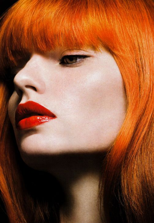 1000 Ideas About Orange Hair Colors On Pinterest Red