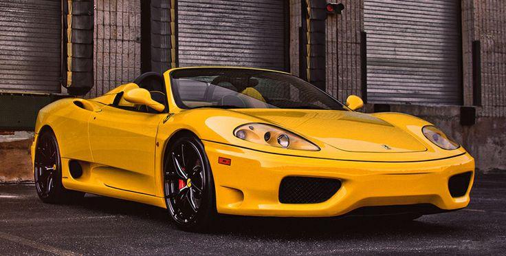 Ferrari 360 Modena Spyder