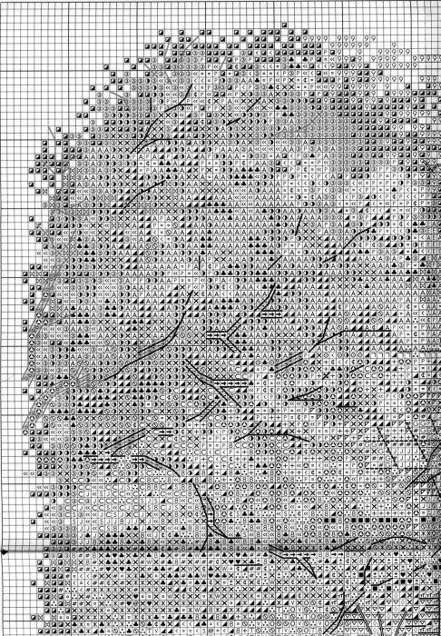 Схема вышивки Викторианский коттедж (Bucilla) 1 из 6