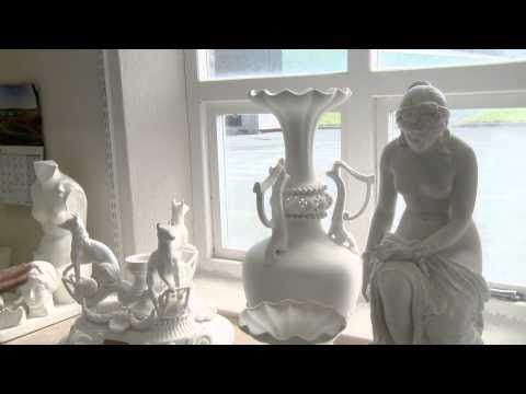 The story of Belleek Pottery in Co. Fermanagh, Northern Ireland