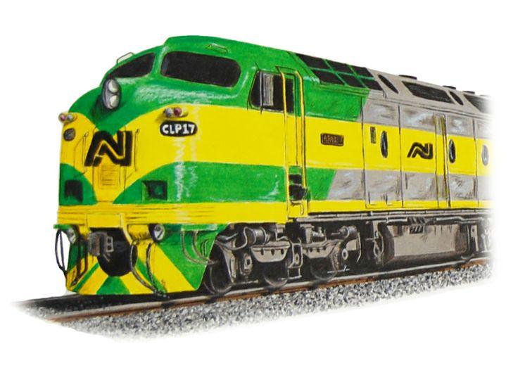 Rail National CLP class