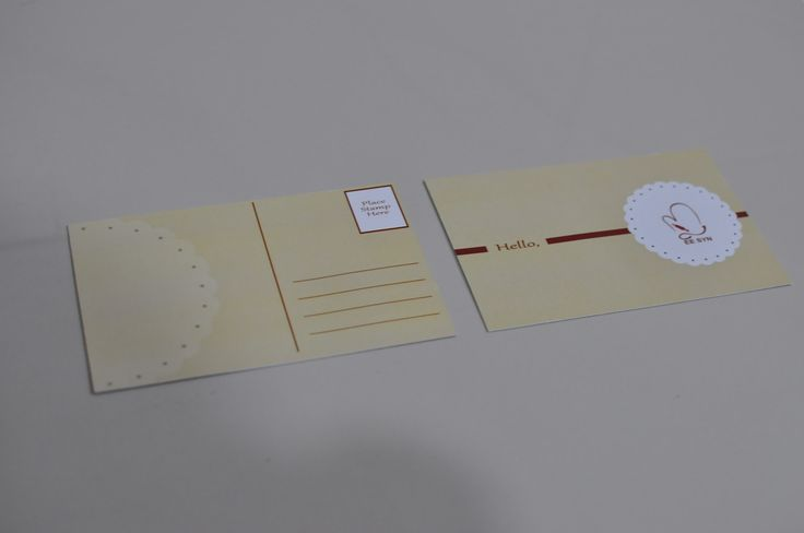 School Assignment- Pos Card
