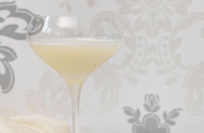 Ginger Sparkle – drink med ingefära