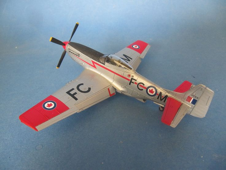 W.E.E RCAF P51! Ready for Inspection Aircraft
