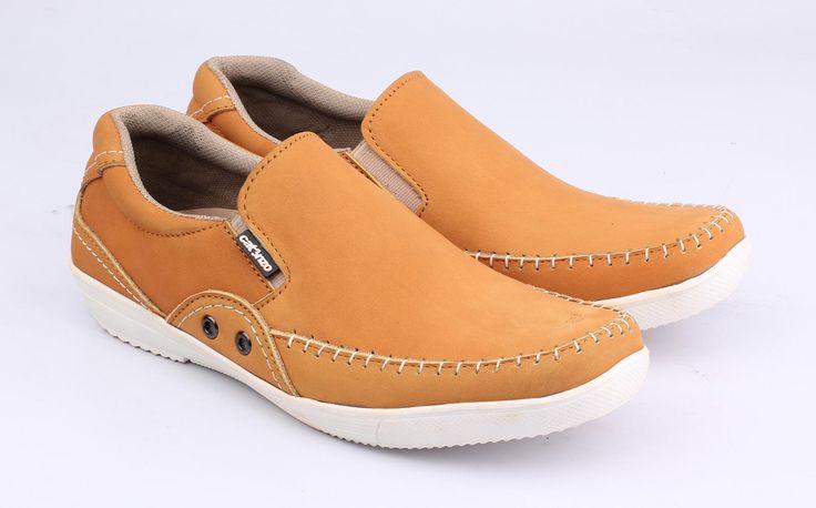 Sepatu Slip-On Pria - MA 002 - Bushindo Shop