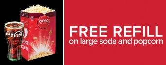 AMC Offers - Concession Deals, Offers, Value Pricing