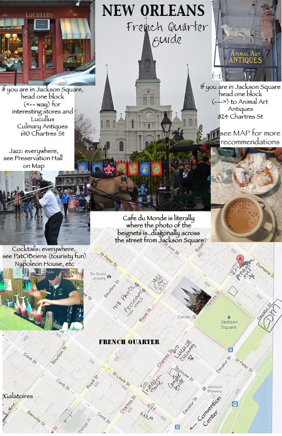 New Orleans French Quarter Guide