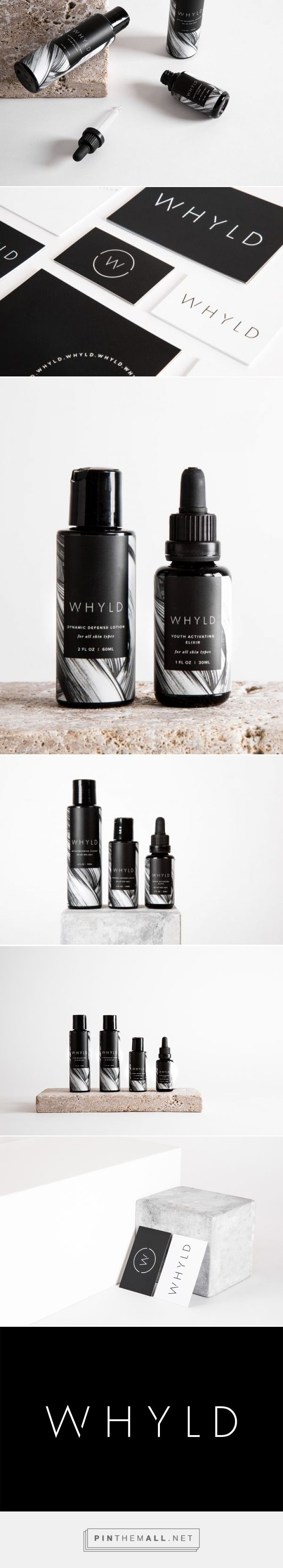 Whyld Skincare Branding and Packaging by Smack Bang Designs
