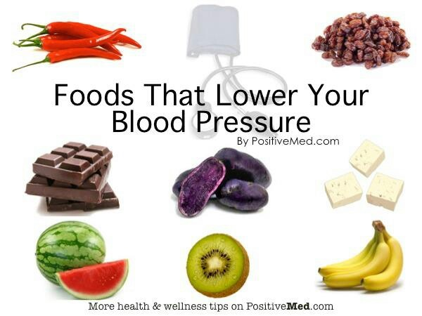 Foods To Help Raise Blood Pressure Naturally