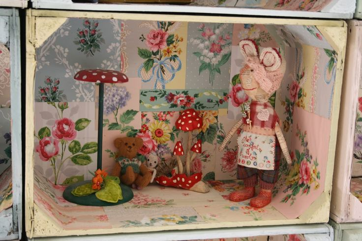 My Julie Arkell doll, Maggie Neale.