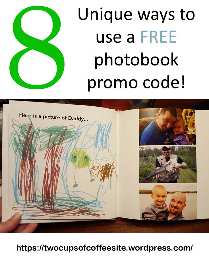 I love me a free photo book promo code! It seemed that as soon as I got pregnant with Bryan, free offers for photo books from Shutterfly & Snapfish started popping up in my inbox, on Catalina receipts, and in the mail. They still continue to roll in and if it's free, it's for me! I have probably let many expire over the years, but I try to use them up if I can. I've been pretty creative finding different ways to use them. Here are my 8 favorites: